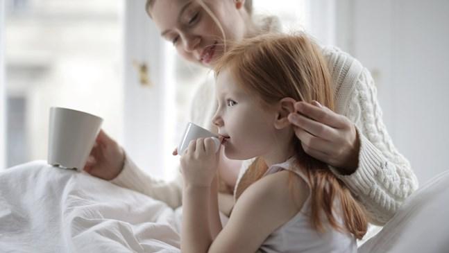 Как да предпазим детето от болести