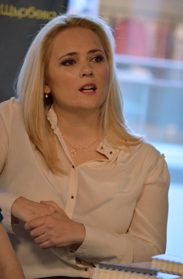 Лора Крумова се премести в Гърция