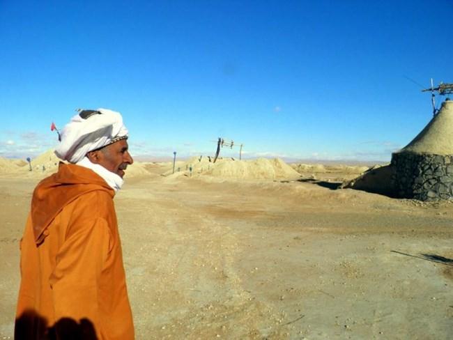 Сахара: Ризани и Ерфуд