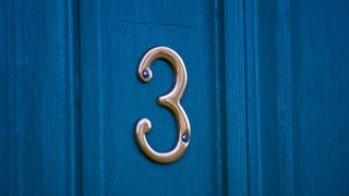 Какво означава числото 3?