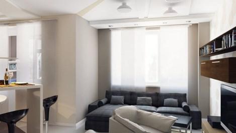 Просторни идеи за малкото жилище (галерия)