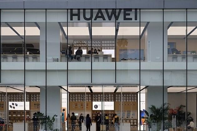 Продажбите на Huawei са се увеличили с 9,9% през първите три тримесечия на годината