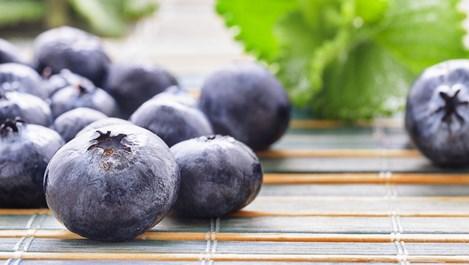 Защо сините храни са лечебни
