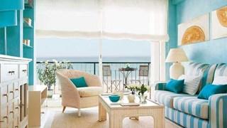 Средиземноморски нотки в жилището (галерия)