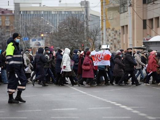 Съдебни процеси в Европа заплашват силови шефове в Минск
