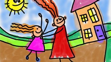 Детските рисунки казват повече за хлапето, отколкото си мислим