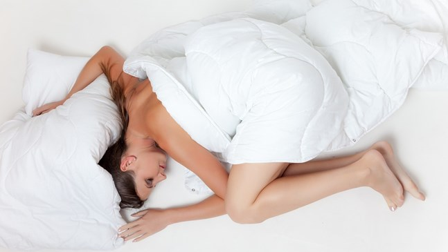 10 часа сън през деветте месеца