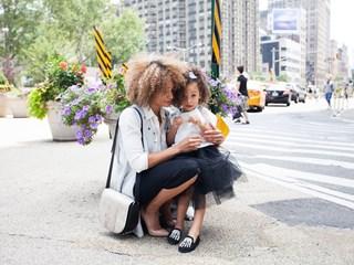 Уроци, на които майката е добре да научи момиченцето си