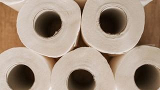 Какво да не чистим с кухненска хартия