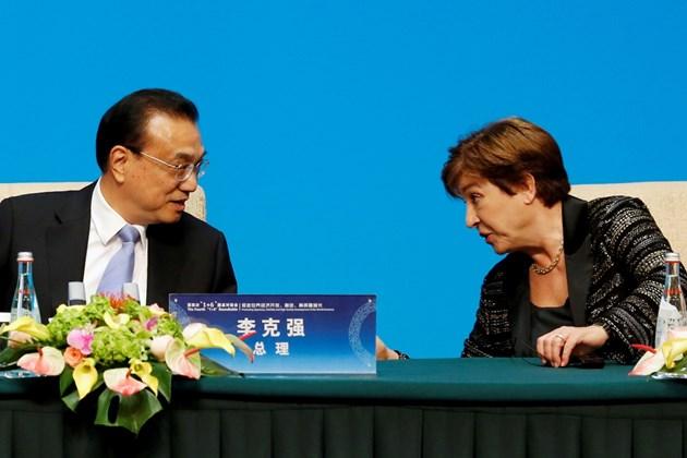 Кристалина Георгиева отрича да е оказвала натиск за доклад на Световната банка за Китай