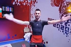 Трета европейска титла за щангите! Стилян Гроздев със злато в Москва