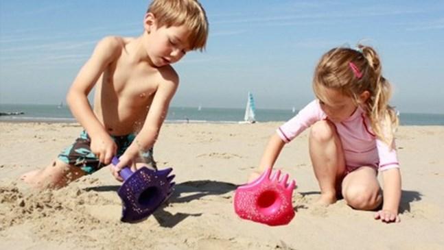 Как да се справите със слънчево изгаряне при малко дете