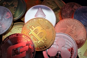 Съществуват над 7800 вида криптовалути, а най-известната и скъпа е биткойн.