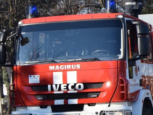 Старица издъхна в пожар на прага на дома си в Стражишко