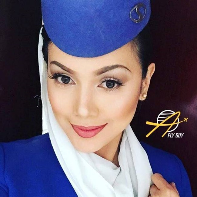 Стюардеса от Филипините
