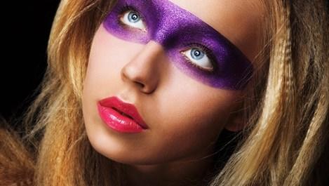 Как да уголемим очите с грим