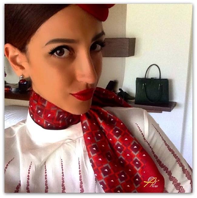 Италианска стюардеса