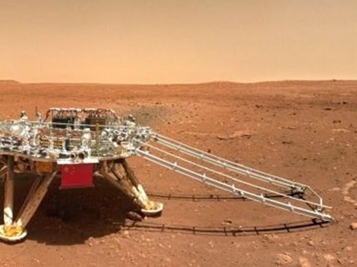 Китай с първа пилотирана мисия до Марс през 2033 година