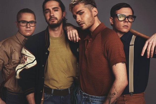 Tokio Hotel стават част от Sony Music