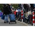 Скок в германските продажи на дребно заради запасяването при пандемията