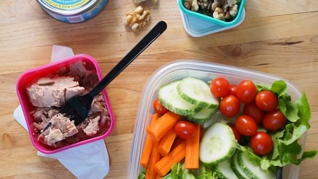 Какво да сложим в училищния обяд, за да бъде детето по-енергично