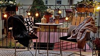 Идеи за по-уютен балкон (галерия)