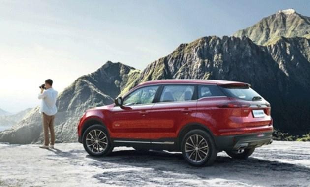 Китайският автопроизводител Geely е продал над 1 милион автомобила от януари до октомври 2019