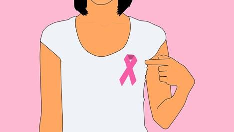 7 симптома на карцином на гърдата