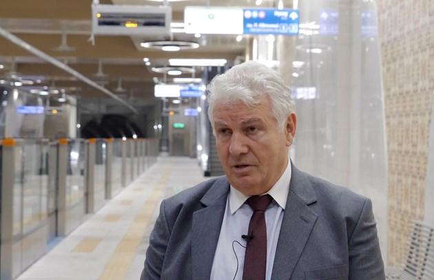 """Проф. Братоев: Няма отлагане на метрото в """"Овча купел"""", срокът е до 31 март"""