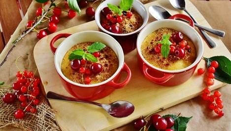 Лесни и вкусни нисковъглехидратни десерти