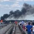 """Шестима са загинали при катастрофата с тир на АМ """"Тракия"""""""