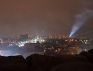 Светлинно шоу в подкрепа на медиците озари Пловдив (видео, снимки)