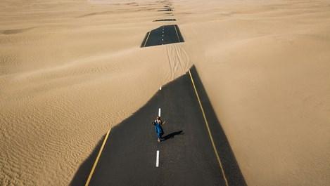 Начини, по които животът се променя завинаги, когато жената пътува сама