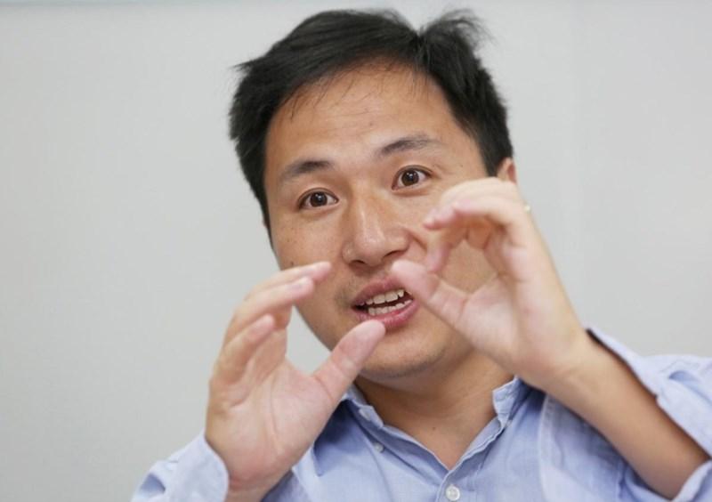 Хъ Цзянкуей Снимка: Ройтерс