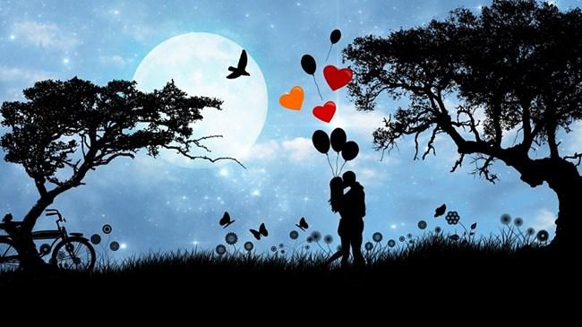Как показвате любовта си един на друг?