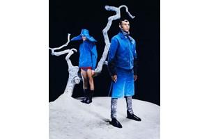 Моделите на Вътев са повлияни от 70-те години и идеята, че отново трябва да започнем да мечтаем.