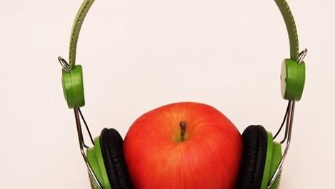 Калций в зарзавата, фибри в ябълката