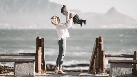На майките, които остават в скапан брак заради децата си