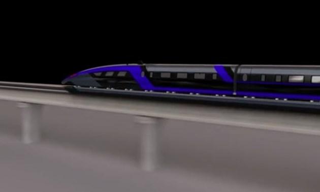 Първият в света влак с максимална скорост от 600 км/ч ще дебютира в град Циндао