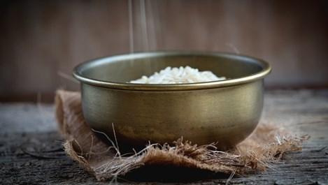 Как оризът реагира на изглеждат доброто, злото и безразличието