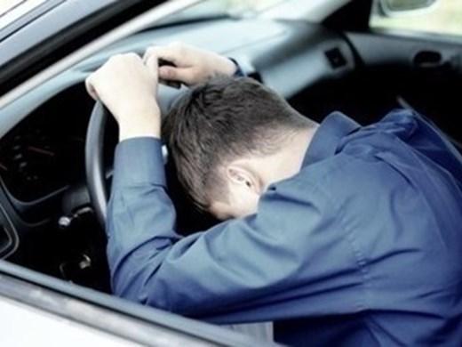 Задържаха шофьор с 3.30 промила алкохол