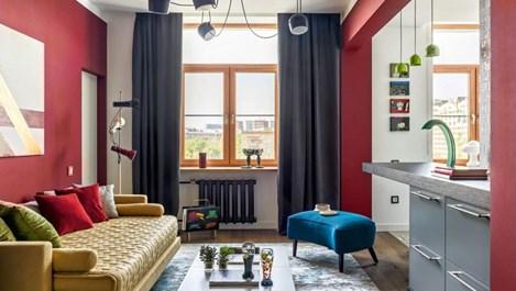 Ярка трансформация на апартамента (галерия)