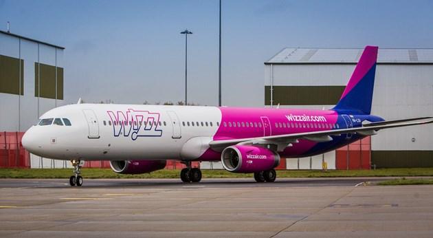 Wizz Air спира полетите си до Лисабон до 13 април