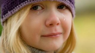 Как детето да не плаче, когато мама отива на работа