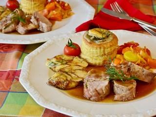 Грейви за печено телешко и свинско