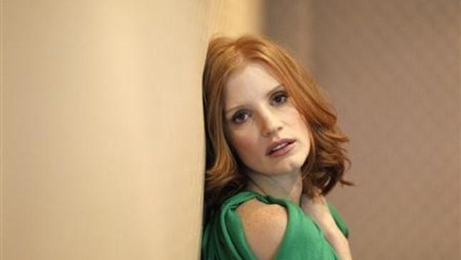 Актрисата Джесика Частейн роди тайно второто си дете