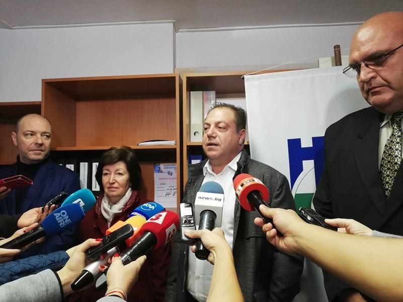 Шефът на БЛС Иван Маджаров обяви приоритетите на съсловната организация в преговорите за новия рамков договор със здравната каса.