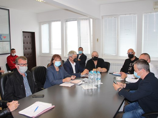 """Песимистична прогноза за края на 2020 г. за """"Пристанище Варна - запад"""""""