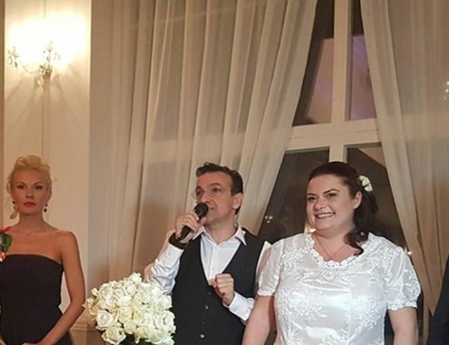 Зуека и Ани избраха Мария Игнатова и Димитър Рачков за свои кумове.