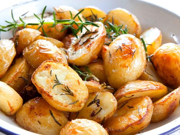 Картофи на грил